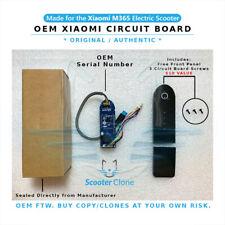 Xiaomi M365 OEM ORIGINAL AUTHENTIC Circuit Board Replacement + FACE PLATE