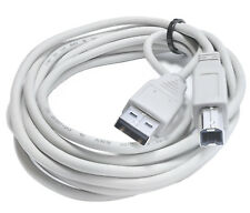 Long USB 2.0 A to B PRINTER Cable HP LEXMARK CANON EPSON BROTHER (2.7M). 0158