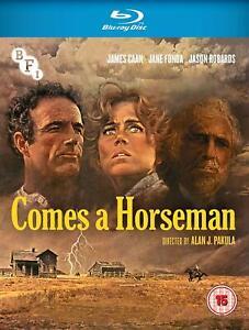 COMES A HORSEMAN BLU RAY (James Caan, Jane Fonda)  Region B New & Sealed