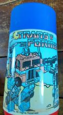 Aladdin Lunch Thermos Transformers No Lunch Box
