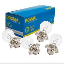 4x Lámpara Bombilla BOSMA P26S 12v 15w S3 Premium de la bola CERTIFICADO E