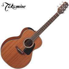 Takamine Mini GX11ME-NS Mahogany Top Back and Sides Acoustic Electric Guitar