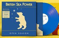 British Sea Power: Open Season - 15th Anniversary - Blue Vinyl+Zoetrope Pic Disc
