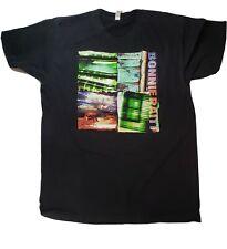 Bonnie Raitt Slipstream 2012 Tour Concert T-Shirt Large Black