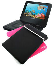 Portable DVD Player Case/Pouch/Cover For Coby TF3DVD7019, TFDVD7009 & TFDVD7011