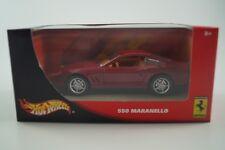 HOT WHEELS voiture miniature 1:43 Ferrari 550 Maranello