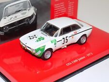 1/43 Minichamps Alfa Romeo GTA 1300 Junior Jarama 1972