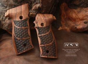 Sig Sauer P226 Walnut Grips