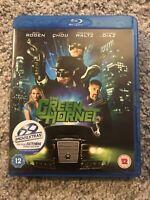 The Green Hornet, Blu-ray, 2011 Seth Roger Cameron Diaz Jay Chou Christoph Waltz