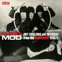 Planet Mod: Brit Soul R&B & Freakbeat From The Shel Talmy Vaults /Various [New V