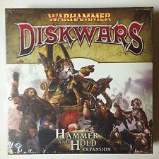 Warhammer Diskwars Expansion: Hammer and Hold