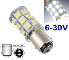 6V-30V 1157 27 Smd 5050 Led BAY15D P21/5W White Car Brake Tail Stop Light Bulb