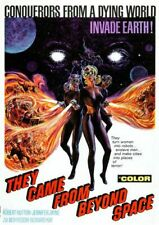 They Came From Beyond Space (2017 DVD New)