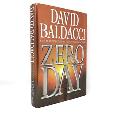 (Signed) Zero Day by David Baldacci ~ First Edition
