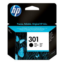 Genuine HP 301 / 301XL Black and Colour Inks for Deskjet 1510 2450