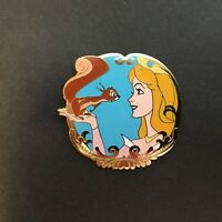 DLR Little Friends - Aurora with Squirrel Limited Edition 1000 Disney Pin 29065