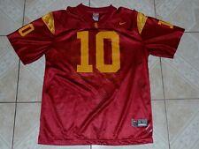 Team Nike USC Trojans # 5 Football Jersey Junior Large New