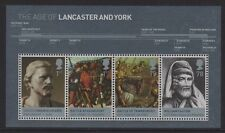 GB 2008 Kings & Queens Di Inghilterra miniatura Foglio SG ms2818 MNH