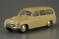 Skoda-1201 Czechoslovakian Family Car 1993 Year 1/43 Scale Collectible Model Toy