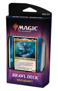Brawl Deck WILD BOUNTY MAGIC MTG Missing 1 card (Chulane) otherwise Intact!