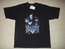 Vintage 1998 The Undertaker WWF WWE Black XL Adult Mens Shirt Gildan 100% Cotton