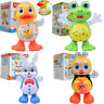 Kids Funny Interactive Dancing Duck With Light Music Dancing Function Toy