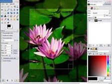 Image / Photo Editing Software & Tutorials DVD - Better than Photoshop CS6 CS5