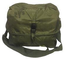 M3 Medic Bag USGI Olive Drab Empty Military Issue Combat Lifesaver Corpsman