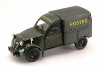 Model Car Scale 1:3 2 Citroen 2CV 2 Cv Postes vehicles diecast Miniatures