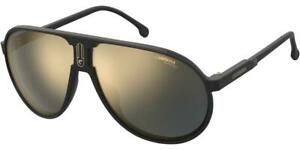 NEW Carrera CA Champion65 Sunglasses 0003 Matte Black 100% AUTHENTIC