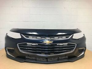 2016 2017 2018 chevy malibu front bumper with 4 sensors (old blue eyes)  #16