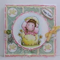 Album Decor Cards Paper Scrapbooking Cutting Dies Girl Clear Stamps Stencils