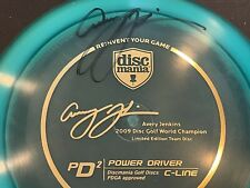 Avery Jenkins Limited Edition Team Disc Pd2 by Discmania. New 175g #51 of 125