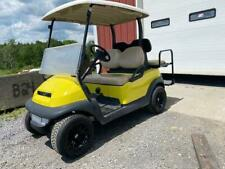 2015 GAS Custom Club Car 4 Seater Golf Cart