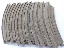 10 Tan curved tracks lot FOR Thomas & friends trackmaster motorized train