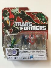 Transformers Generations Thrilling 30 Starscream And Waspinator