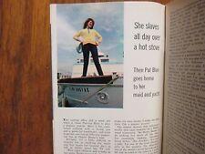1965 TV Guide (PATRICIA BLAIR/DIANE CILENTO/FESS PARKER/EILEEN  FULTON/MEL BLANC
