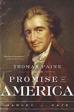 Thomas Paine and the Promise of America by Ben and Joyce Rosenberg Professor...