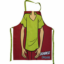 Shaggy - Scooby Doo apron - Funny novelty kitchen pinny gift for him her bbq