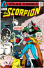 SCORPION #2 VF/NM Chaykin Classic Wrightson/Kaluta/Simonson Inks 1975 Atlas