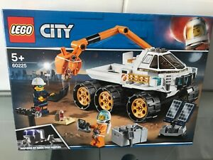 Lego City Rover Testing Drive (60225) AUTHENTIC BRAND NEW FACTORY SEALED  SPACE