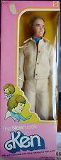 Vintage-Barbiepuppen mit Ken