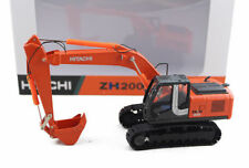 Hitachi Zaxis200 ZH200 Excavator Metal Tracks 1/50 Scale DieCast New in Box