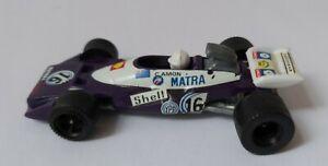32157 champion/France/matra f1 ms120c kalyami Chris amon # 16 1/64