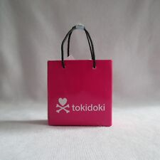 NEW Barbie Tokidoki Doll Pink Shopping Bag ~ Model Muse Accessory For Diorama