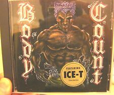 "Body Count  ""Cop Killer""  in very good  condition ! OOP ,  very rare CD  !"
