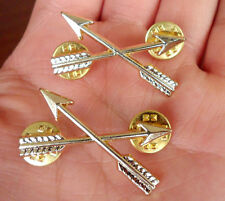 US Military Army Special Forces Metal insignia badge pin-D428