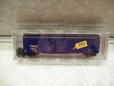 MTL Micro Trains N 7016 Tennessee Alabama Georgia 50' Wagon Top Box Car 07900060