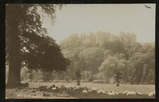 Somerset DUNSTER Castle RP PPC 1910