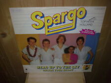 """SPARGO head up to the sky 12"""" MAXI 45 T"""